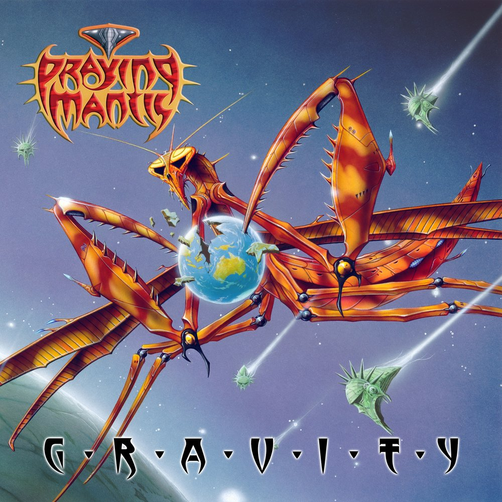 Praying Mantis - Gravity (2018)