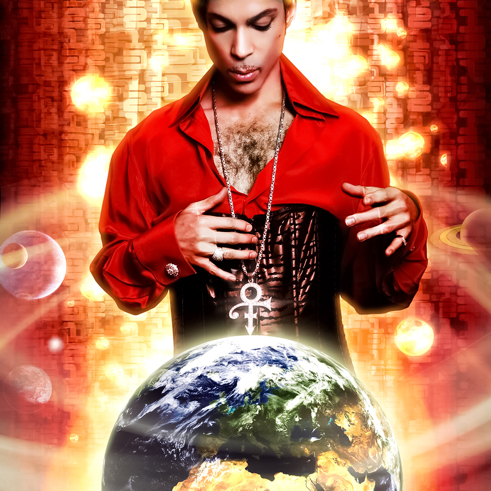 Prince - Planet Earth (2007)
