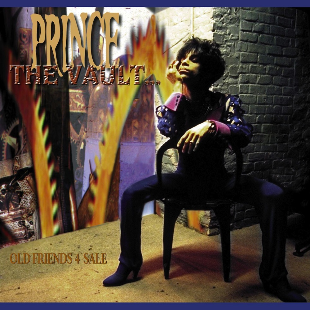 Prince - The Vault ... Old Friends 4 Sale (1999)