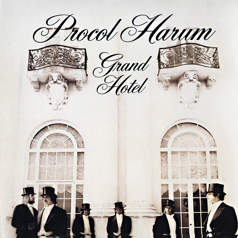 Procol Harum - Grand Hotel (1973)
