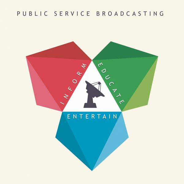 Public Service Broadcasting - Inform - Educate - Entertain (2013)