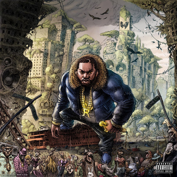Raekwon - The Wild (2017)