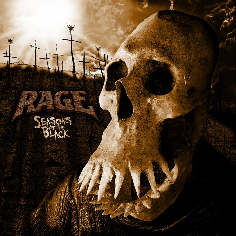 Rage - Seasons Of The Black (2017)