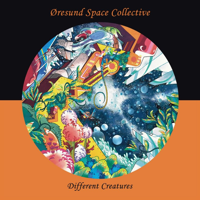 Øresund Space Collective - Different Creatures (2015)