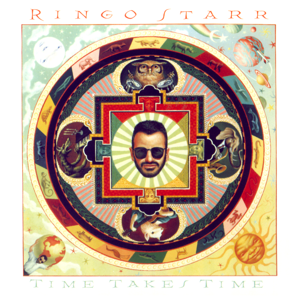 Ringo Starr - Time Takes Time (1992)