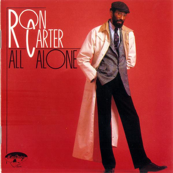 Ron Carter - All Alone (1988)