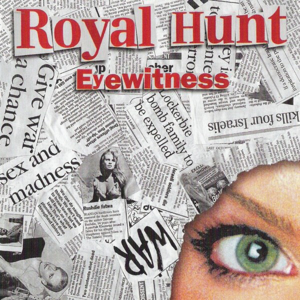 Royal Hunt - Eyewitness (2003)