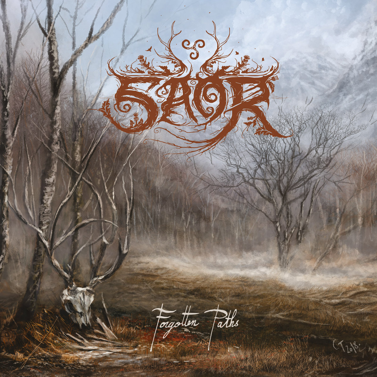 Saor - Forgotten Paths (2019)