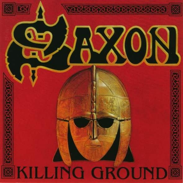 Saxon - Killing Ground (2001)