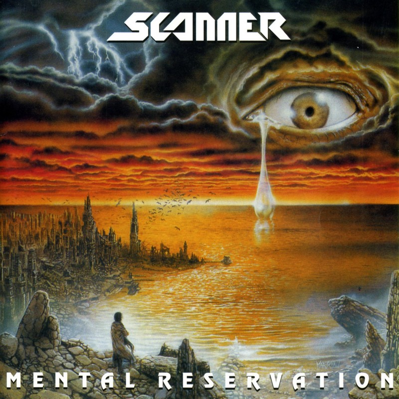 Scanner - Mental Reservation (1995)