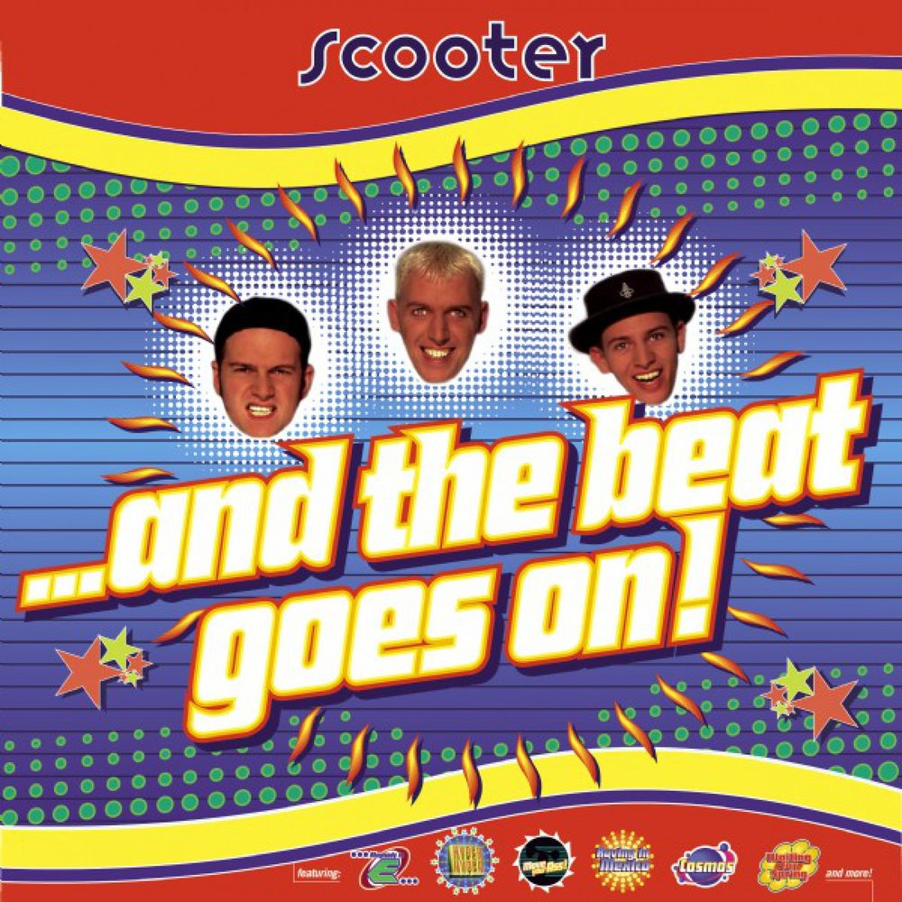 Scooter - ...And the Beat Goes On! (1995)