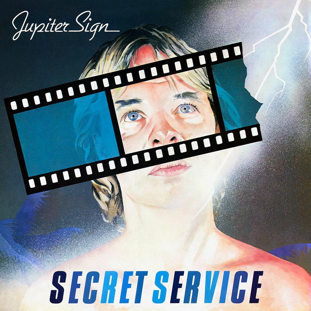 Secret Service - Jupiter Sign (1984)
