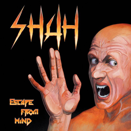 Shah - Escape From Mind (1988)