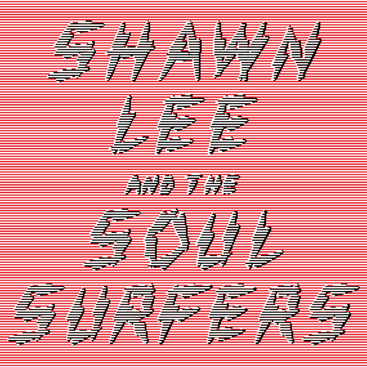 Shawn Lee & The Soul Surfers - Shawn Lee And The Soul Surfers (2018)