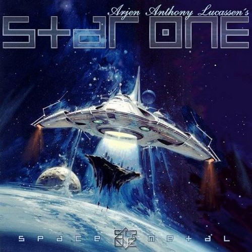 Star One - Space Metal (2002)