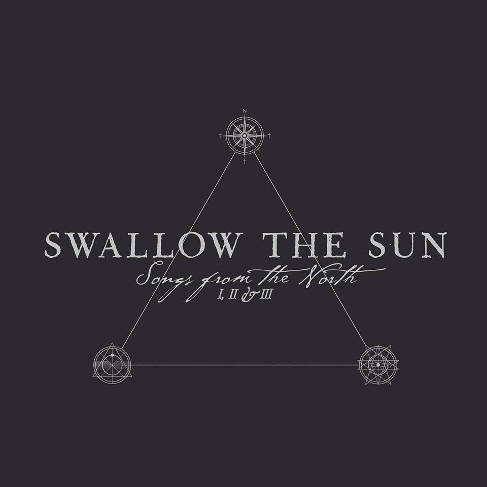 Swallow The Sun - Songs From The North I, II & III (2015)