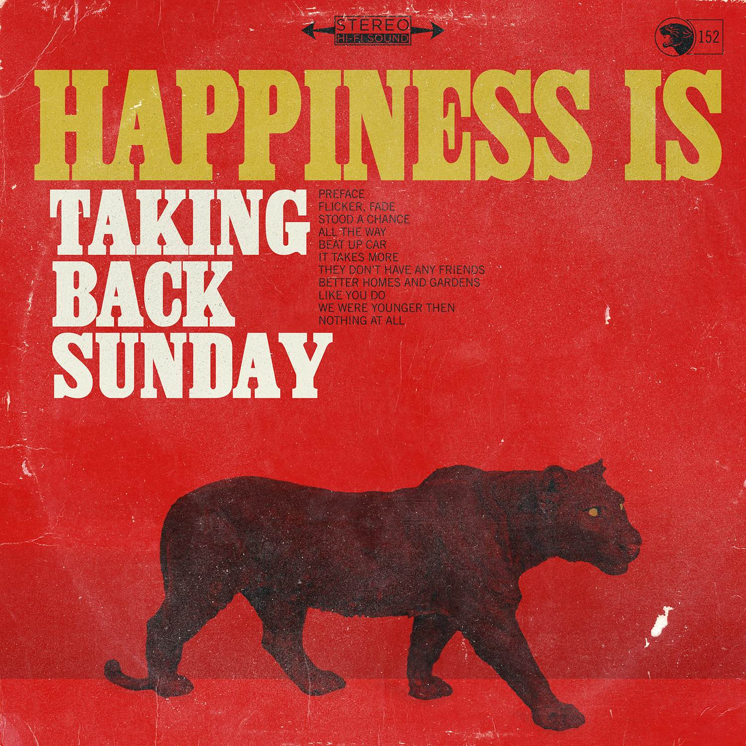 Taking Back Sunday - Happiness Is (2014)