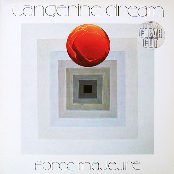 Tangerine Dream - Force Majeure (1979)