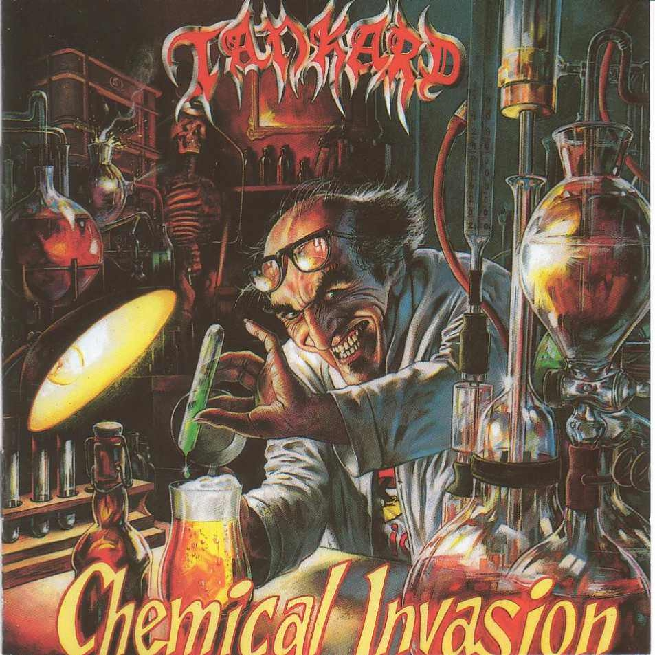 Tankard - Chemical Invasion (1987)