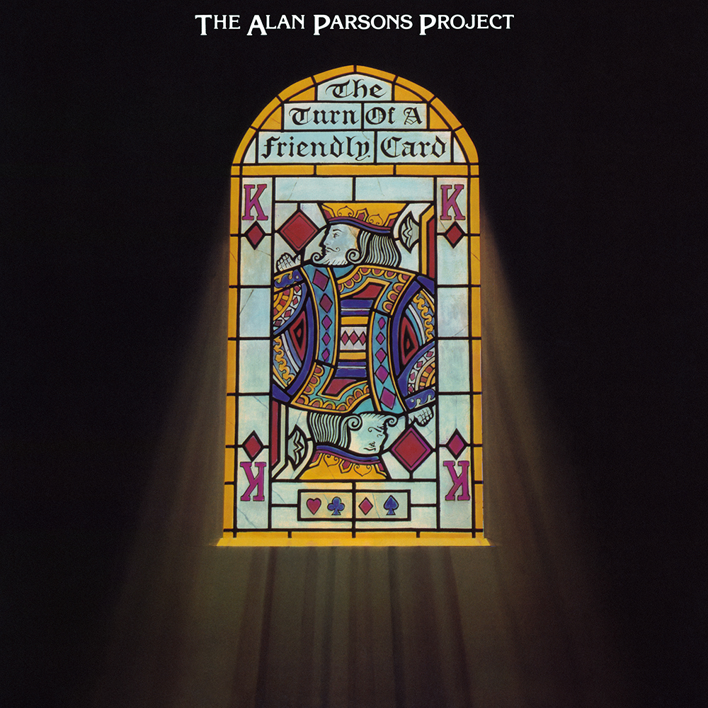 The Alan Parsons Project - The Turn Of A Friendly Card (1980)