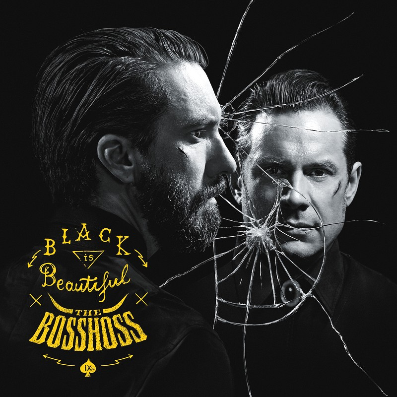 The BossHoss - Black Is Beautiful (2018)