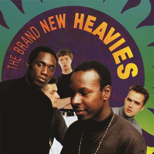 The Brand New Heavies - The Brand New Heavies (1990)