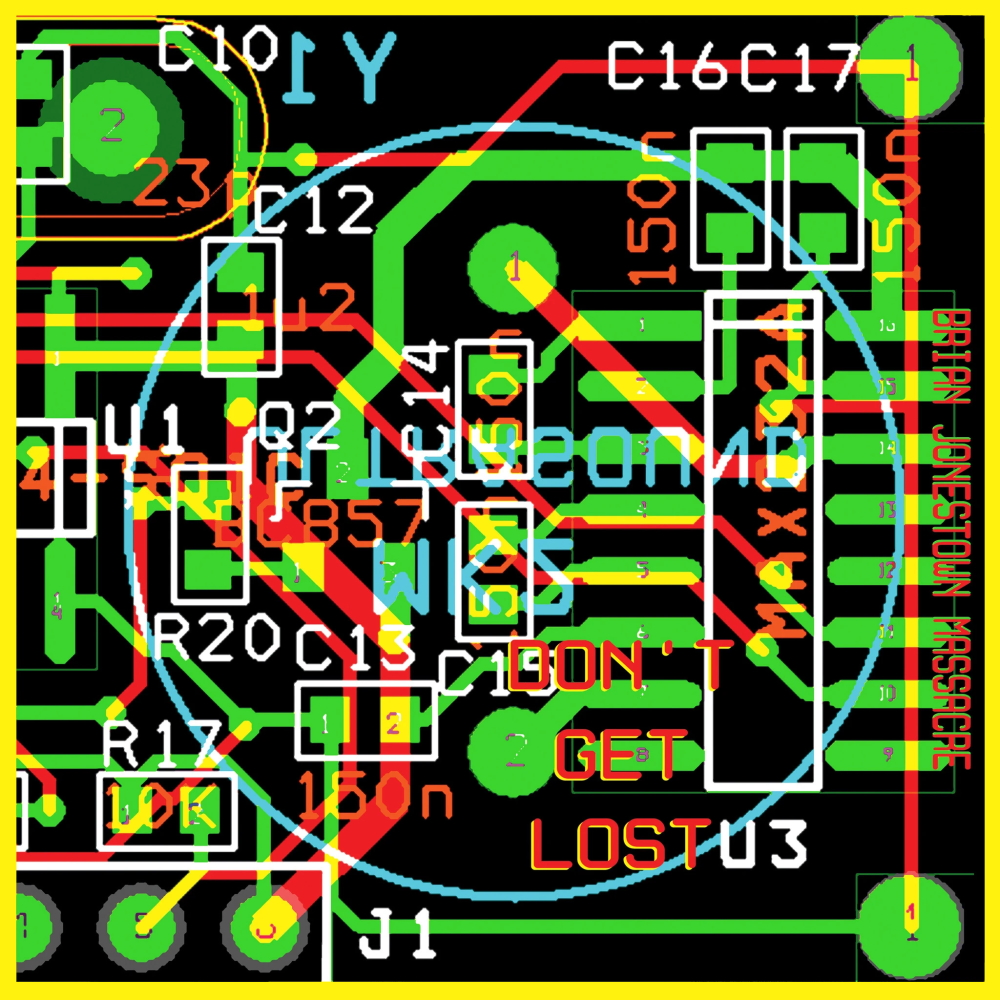 The Brian Jonestown Massacre - Don't Get Lost (2017)