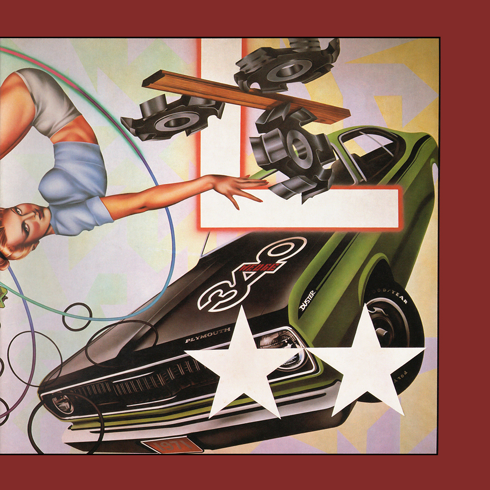 The Cars - Heartbeat City (1984)