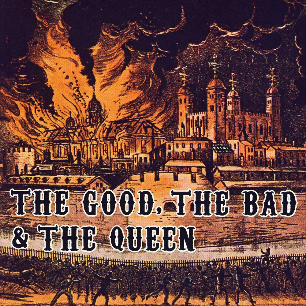 The Good, the Bad & the Queen - The Good, The Bad & The Queen (2007)