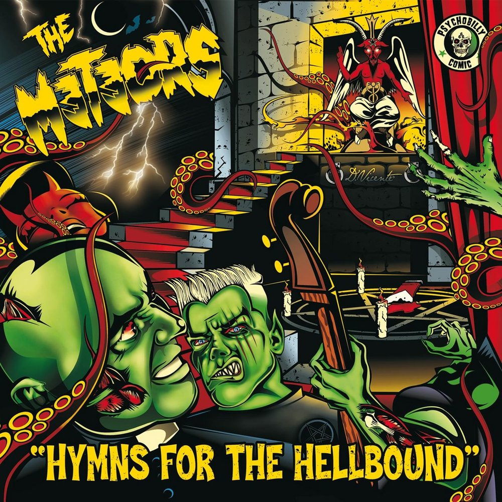 The Meteors - Hymns For The Hellbound (2007)
