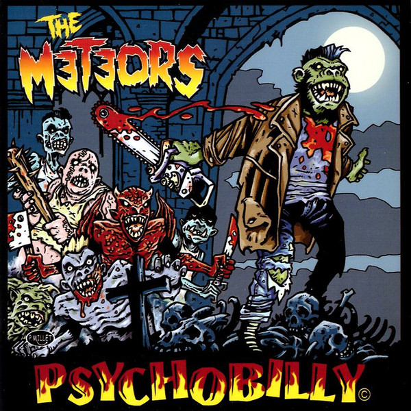 The Meteors - Psychobilly (2003)