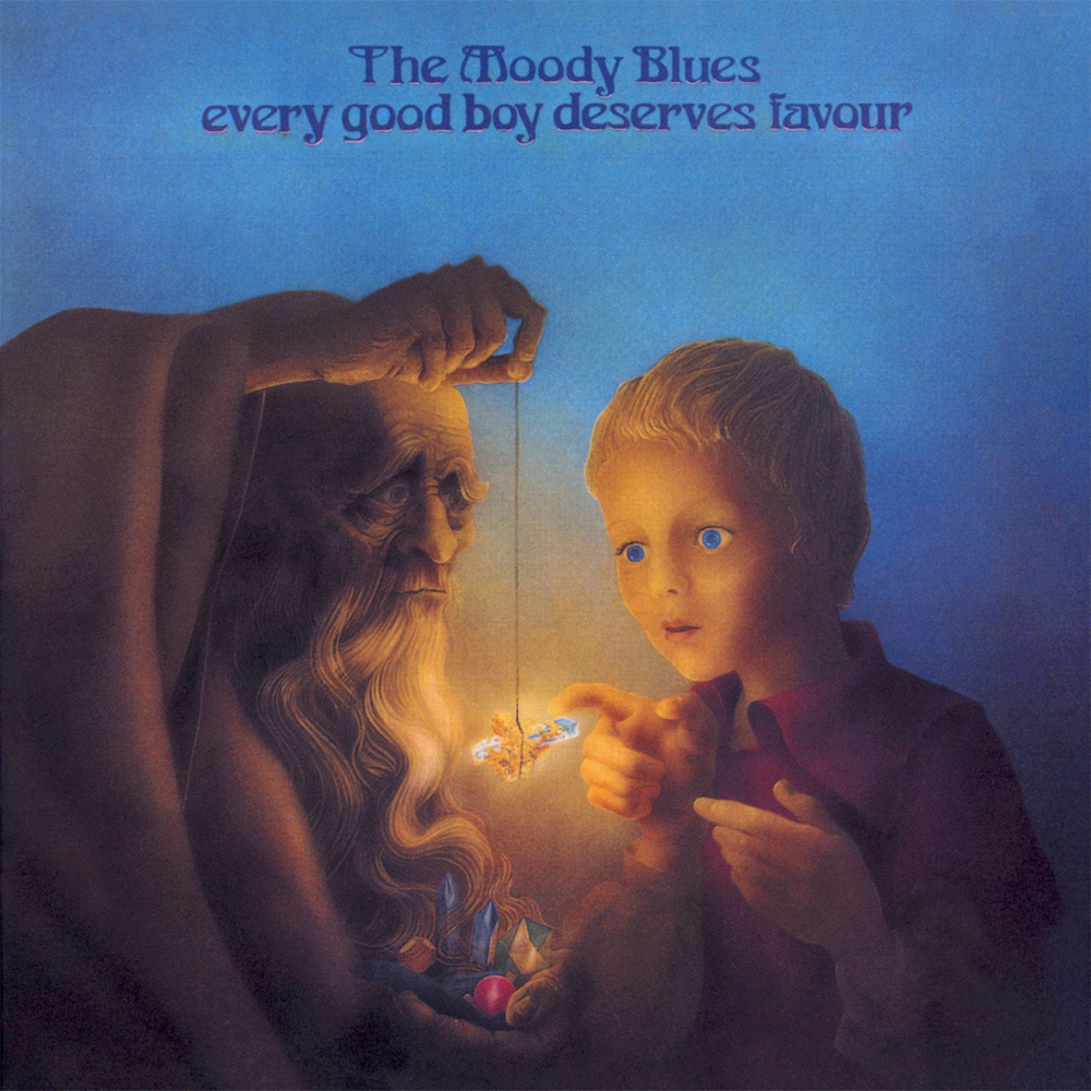The Moody Blues - Every Good Boy Deserves Favour (1971)