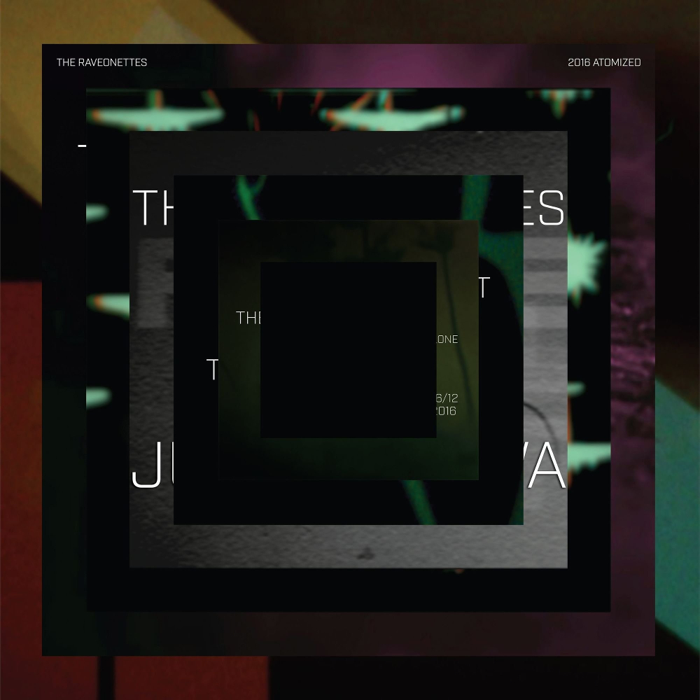 The Raveonettes - 2016 Atomized (2017)