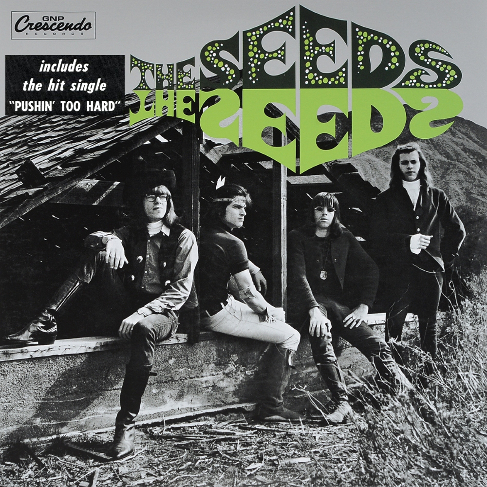 The Seeds - The Seeds (1966)