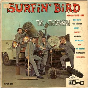 The Trashmen - Surfin Bird (1964)