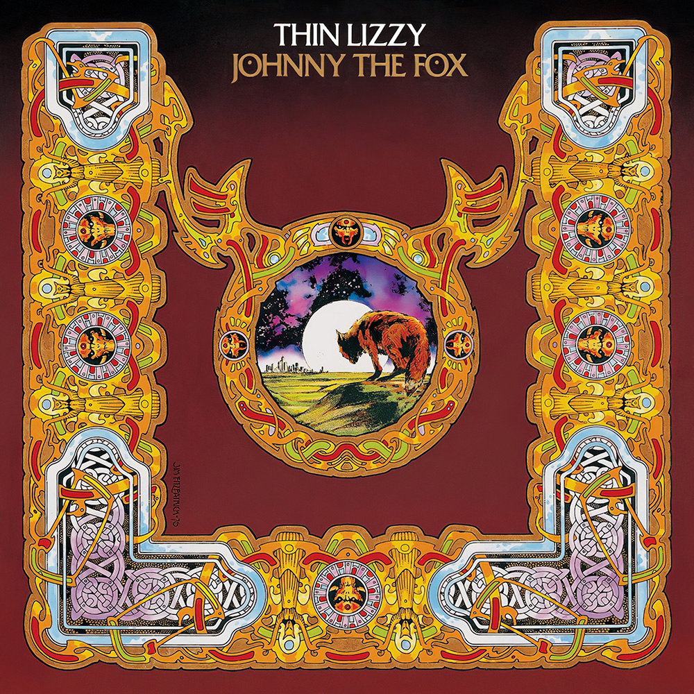 Thin Lizzy - Johnny the Fox (1976)