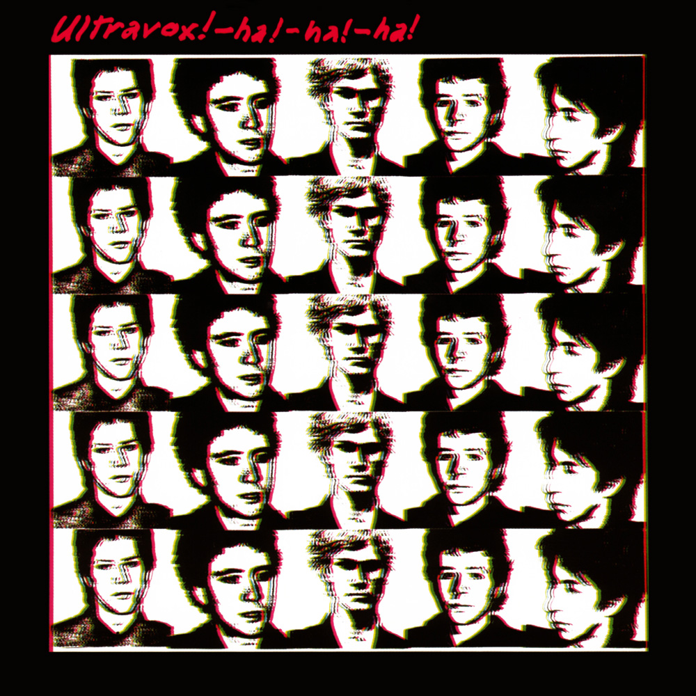 Ultravox - Ha!-Ha!-Ha! (1977)