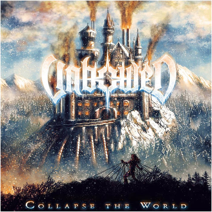 Unbowed - Collapse The World (2014)