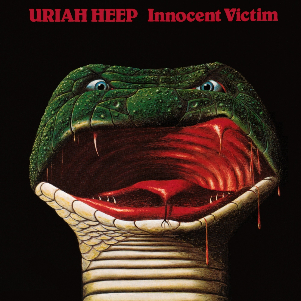 Uriah Heep - Innocent Victim (1977)