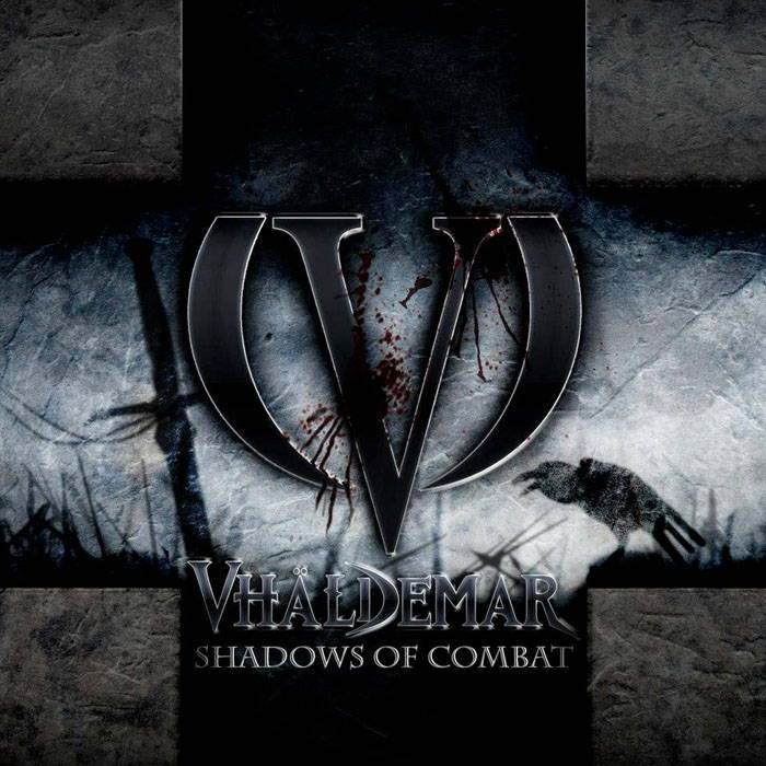 Vhäldemar - Shadows Of Combat (2013)