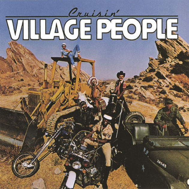 Village People - Cruisin' (1978)