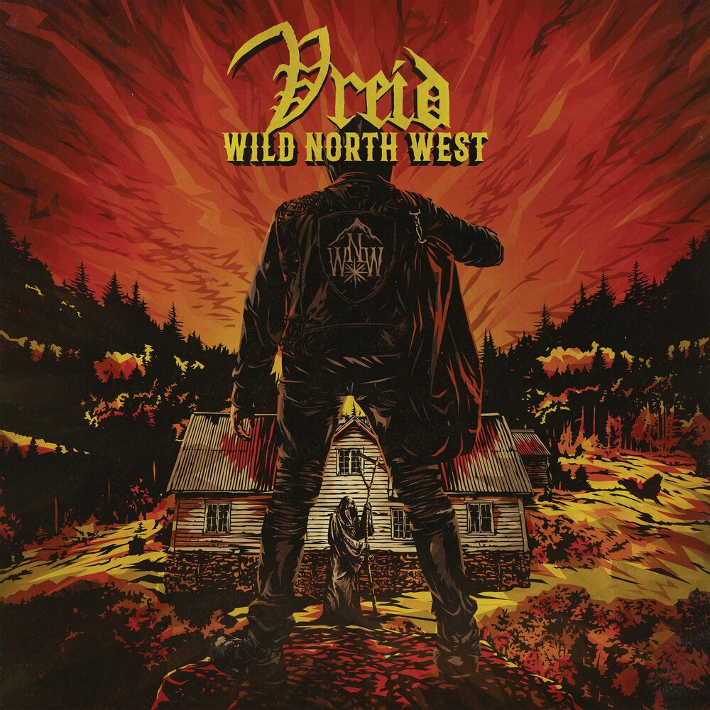 Vreid - Wild North West (2021)