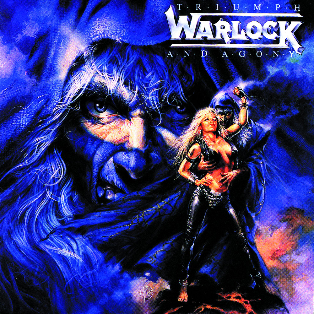 Warlock - Triumph and Agony (1987)