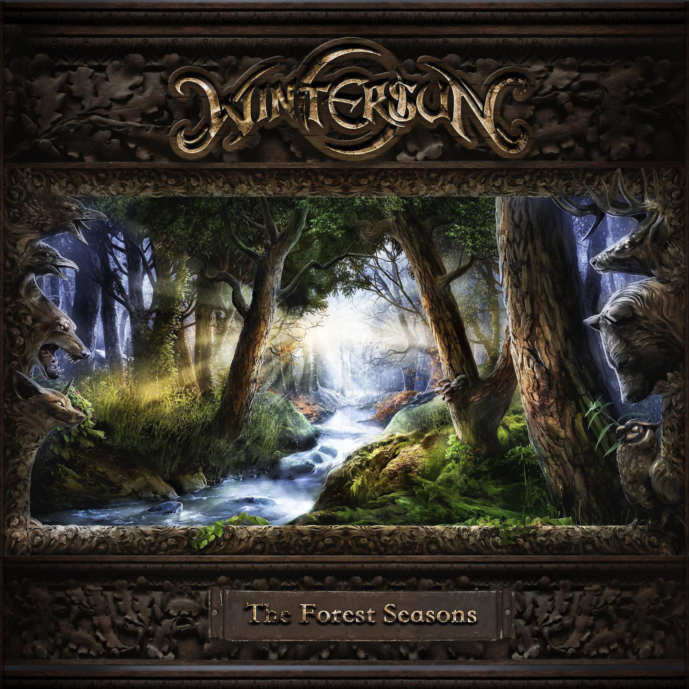 Wintersun - The Forest Seasons (2017)