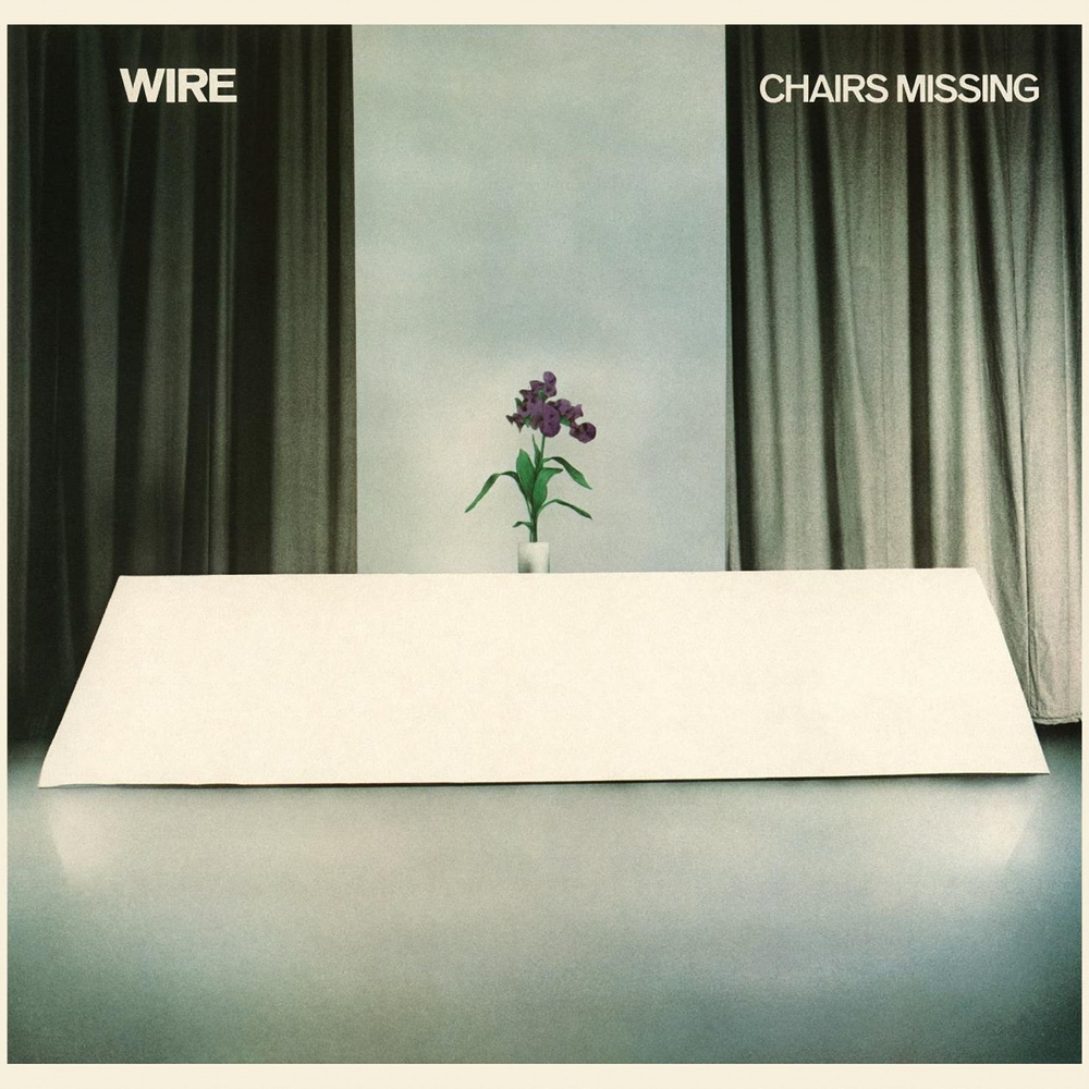 Wire - Chairs Missing (1978)