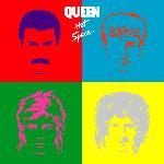 Queen - Hot Space (1982)