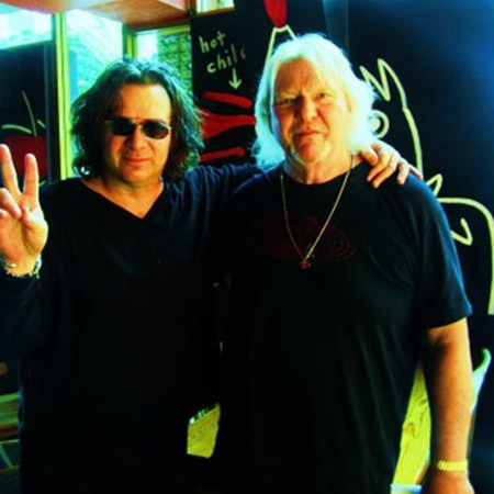Chris Squire,  Billy Sherwood