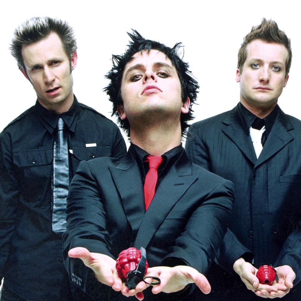Green day — 21 guns (greatest hits: god's favorite band ).